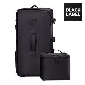 [단독판매]보온보냉백 set[원알엠]ONERM RM17BP MONSTER40 MARK3 BLACK LABEL ALL BLACK 블랙라벨 백팩 헬스 운동