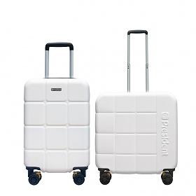 프레지던트 쿠비코 20+24인치 2종세트 여행용캐리어 여행가방 화물용 캐리어 하드캐리어