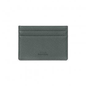 [디랩]D.LAB - Leather simple card wallet - charcoal 카드월렛 반지갑 카드지갑
