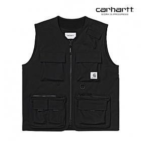칼하트WIP Elmwood Vest (Black) 엘름우드 베스트