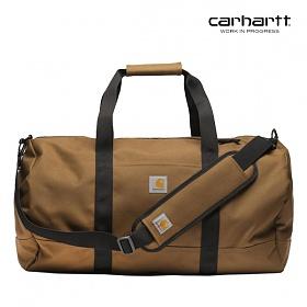 [칼하트WIP] CARHARTT WIP - Wright Duffle Bag (Hamilton Brown) 라이트 여행가방 더플백 토트백 가방