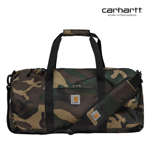 [칼하트WIP] CARHARTT WIP - Wright Duffle Bag (Camo Laurel) 라이트 여행가방 더플백 토트백 가방