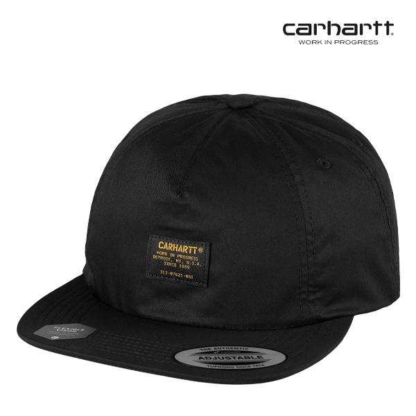 칼하트WIP Anker Cap (Black) 앵커 캡 캠프캡 모자