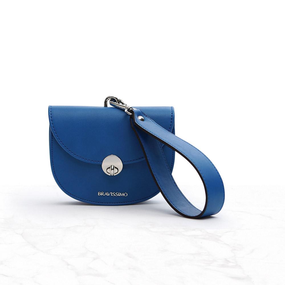 [브라비시모]윙크(wink bag) - Blue 토트백 크로스백 숄더백 여성가방