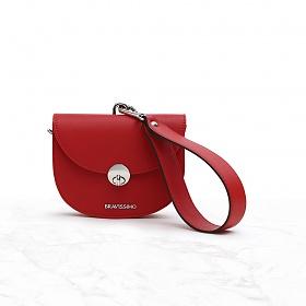 [브라비시모]윙크(wink bag) - Red 토트백 크로스백 숄더백 여성가방