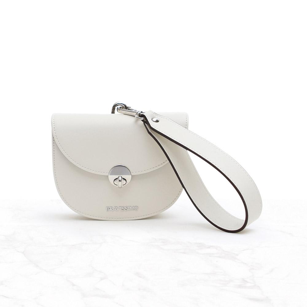 [브라비시모]윙크(wink bag) - Ivory 토트백 크로스백 숄더백 여성가방
