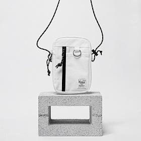 [페넥]FENNEC C&S MICRO BAG - WHITE 마이크로백 사코슈 미니 크로스백 핸드폰 가방