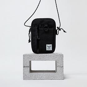 [페넥]FENNEC C&S MICRO BAG - BLACK 마이크로백 사코슈 미니 크로스백 핸드폰 가방