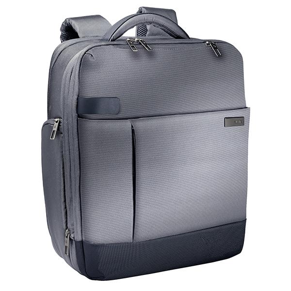 [라이츠] LEITZ - LAPTOP BACK PACK SMART BAG (Silver) 랩탑 백팩 회사원백팩 비즈니스백팩