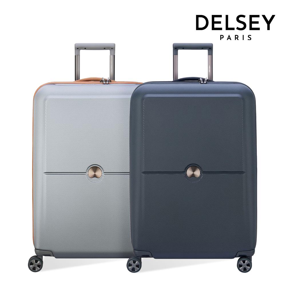 [델시]DELSEY - 투렌 프리미엄 캐리어 가방(55Cm/기내용) 하드캐리어
