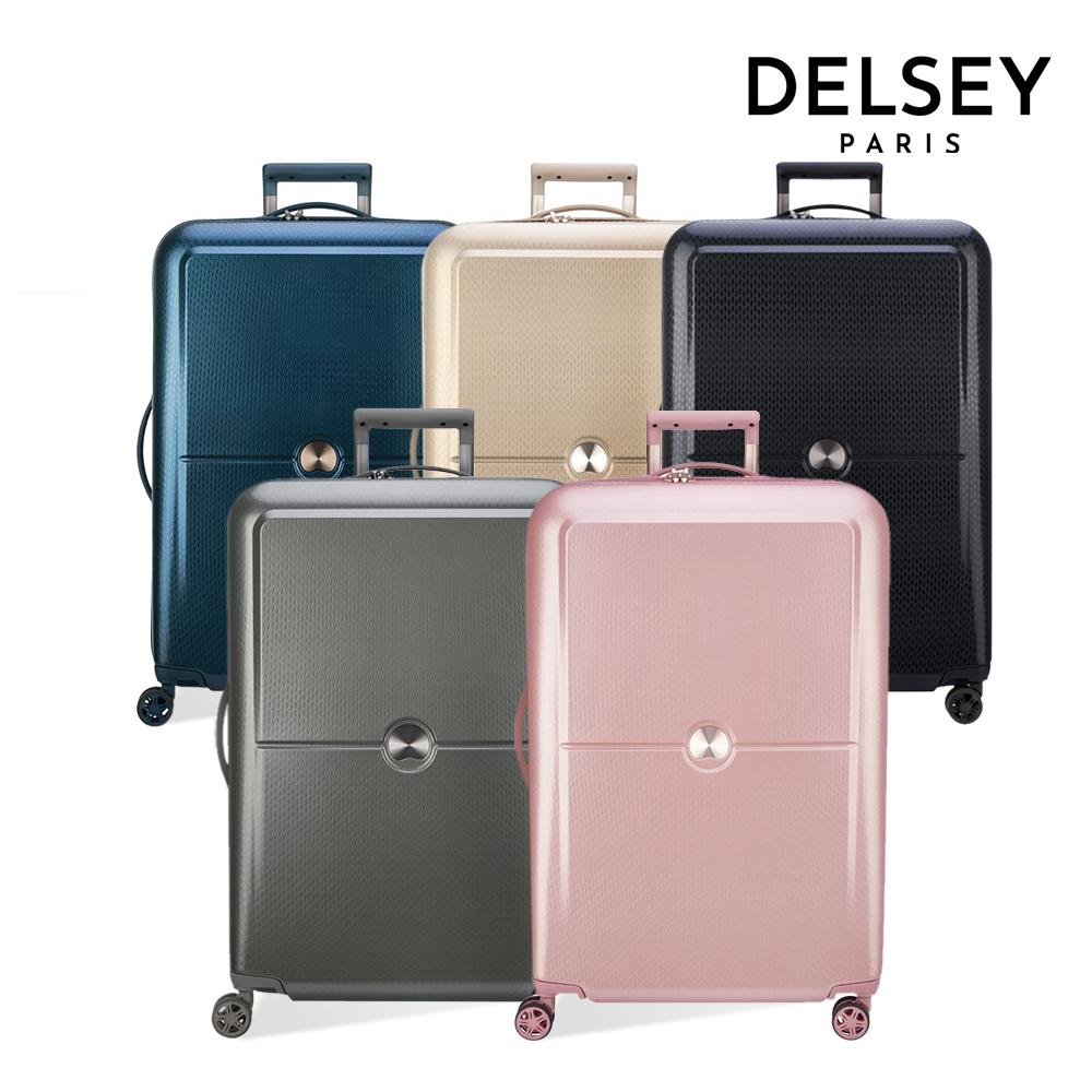 [델시]DELSEY - 투렌 캐리어 가방(55Cm/기내용) 하드캐리어