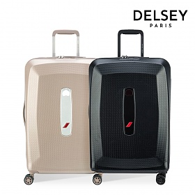 [델시]DELSEY - 에어 프랑스 프리미엄 캐리어 가방(68Cm/화물용) 하드캐리어