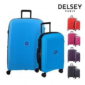 [델시]DELSEY - 벨몽트 플러스 캐리어 가방(76Cm/화물용) 하드캐리어