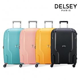 [델시]DELSEY - 클라벨 캐리어 가방(76Cm/화물용) 하드캐리어