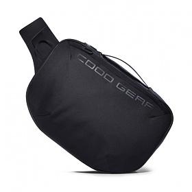 [쿠드기어]COODGEAR - FIX 013 Sling Bag (Black) 슬링백