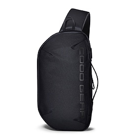 [쿠드기어]COODGEAR - FIX 014 Sling Bag (Black) 슬링백