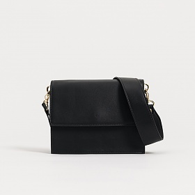 [무르]MUR - 메이백-블랙 숄더백 크로스백 여성가방
