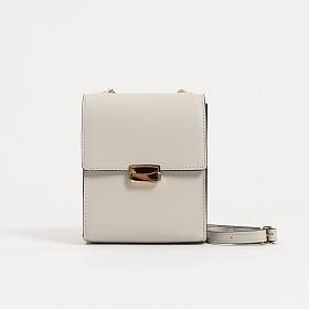 [무르]MUR - 소프백-라이트그레이 숄더백 크로스백 여성가방