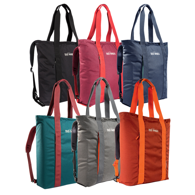 타톤카 Grip Bag : 백팩과 숄더백으로 실용적인 가방