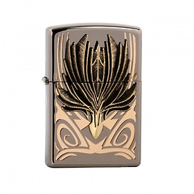 ZIPPO 라이터 250-18 FEATHER
