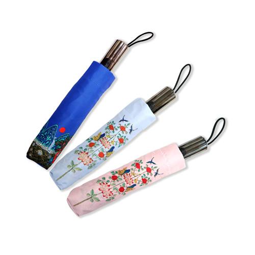 [디자인가안채] 일월오봉도&채화도 우산겸 양산