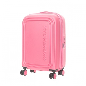 [만다리나덕]MANDARINADUCK - LOGODUCK+ cabin frequent flyer SZV3426E (hot pink) 21인치 하드캐리어