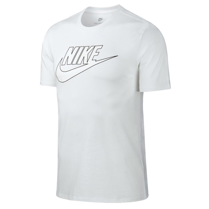 나이키 NSW 하이브리드 24 테이블 티셔츠_AA6576-100