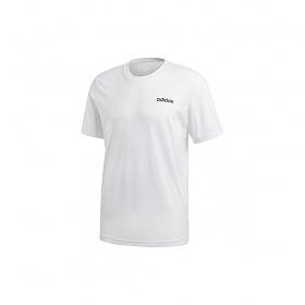 아디다스 에센셜 플레인 반팔 티셔츠 / DQ3089