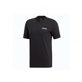 아디다스 에센셜 플레인 반팔 티셔츠 / DU0367