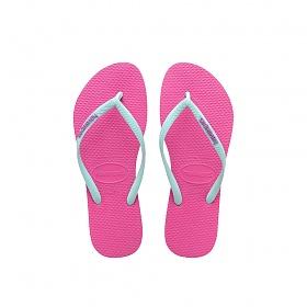 하바이아나스 / SLIM LOGO POP-UP / 4119787-2397 / HOLLYWOOD ROSE/ICE BLUE