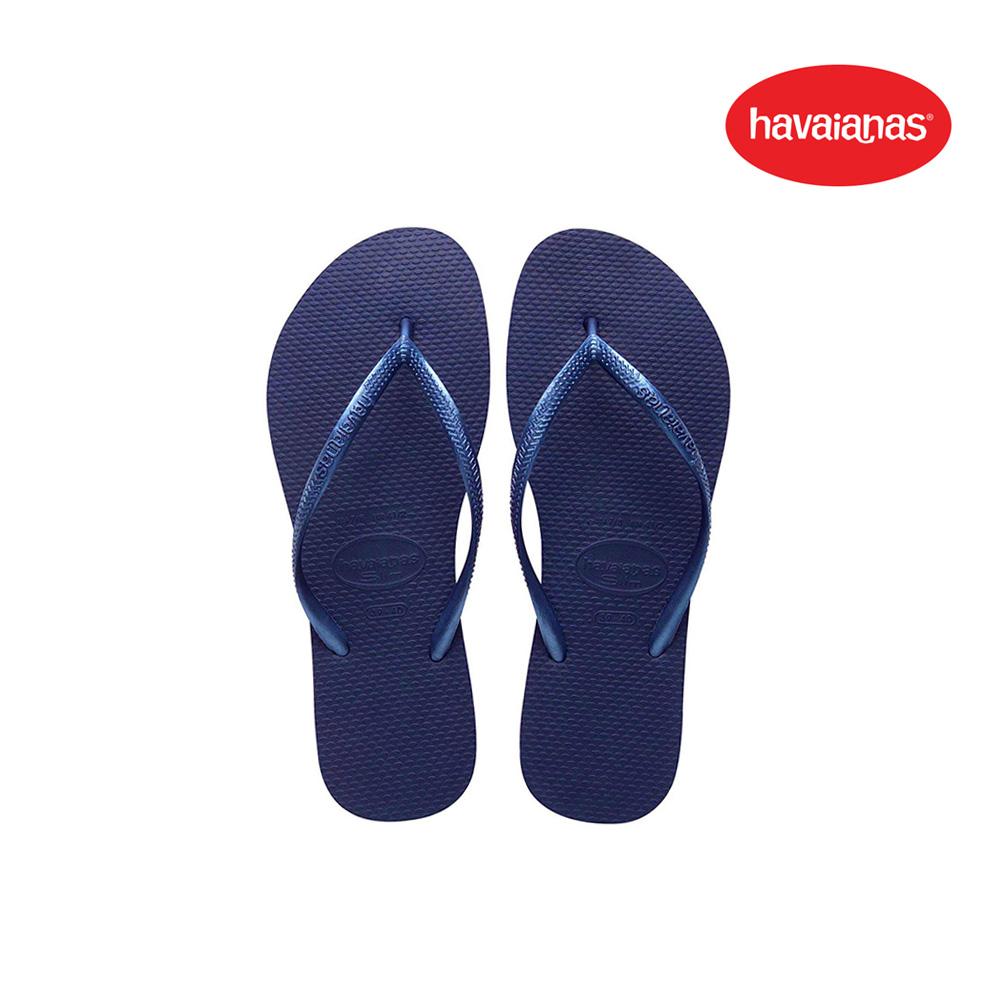 하바이아나스/SLIM/4000030-0555/NAVY BLUE