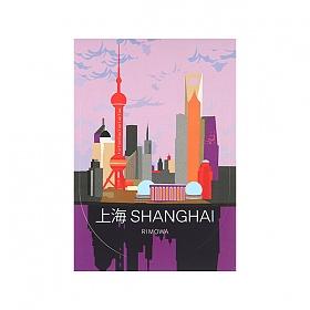 [리모와]SHANGHAI LANDMARK 상하이 50900010 리모와 정품 스티커