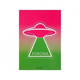 [리모와]UFO 유에프오 50900120 리모와 정품 스티커