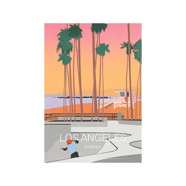 [리모와]LOS ANGELES LANDMARK 로스앤젤레스 50900350 리모와 정품 스티커