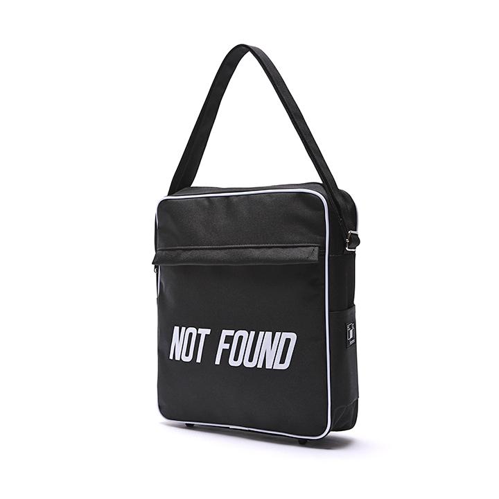 [NTFP] BACK TO THE BAG (BLACK) NF030503BK 낫파운드프로젝트 엔티에프피 크로스백