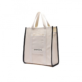 [NTFP] Sumini Canvas Bag (BLACK) NFPMINI0516BK 낫파운드프로젝트 엔티에프피 토트 크로스백