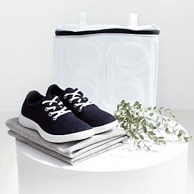 신발손상 없이 간편세탁 특대형 운동화 세탁망 (300mm 까지)