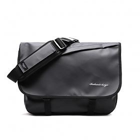 [로아드로아] NEEDED MESSENGER BAG (JET BLACK) 메신저백 메신져