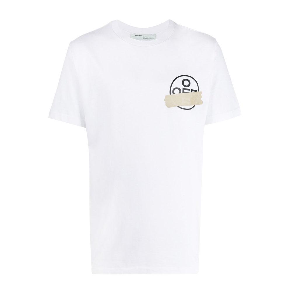 20SS 슬림핏 티셔츠 OMAA027R20185002 0148