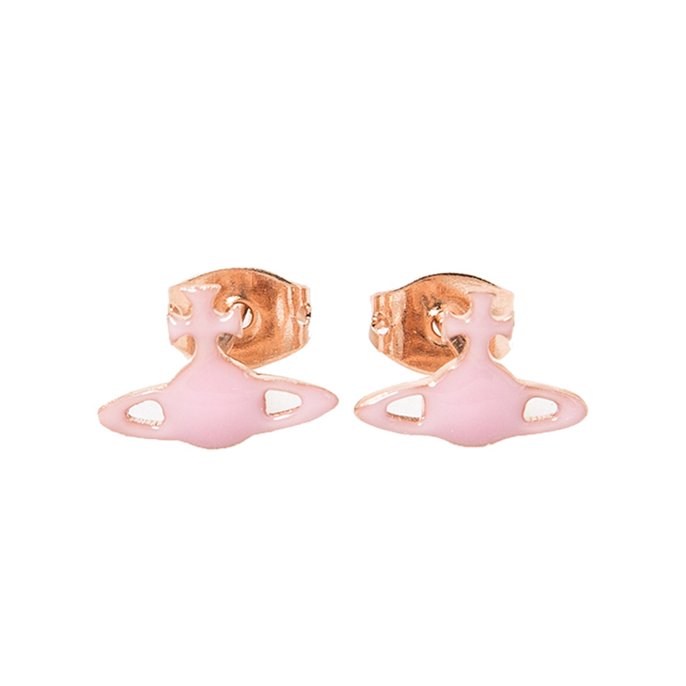 14F/W AKEMI 귀걸이 핑크 BE5923