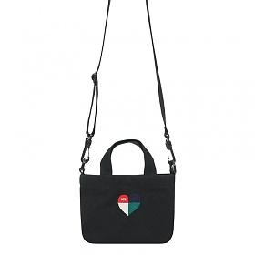 베테제 - Heart Mini Bag (black) 하트 미니 백 (블랙)