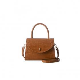[백투베이직스]BAG TO BASICS - leah(brown) 토트백 크로스백 숄더백 여성가방