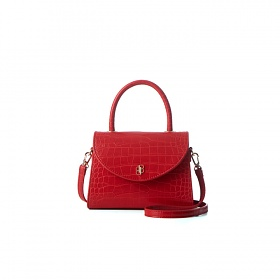[백투베이직스]BAG TO BASICS - leah(red) 토트백 크로스백 숄더백 여성가방