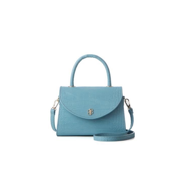 [백투베이직스]BAG TO BASICS - leah(sky blue) 토트백 크로스백 숄더백 여성가방