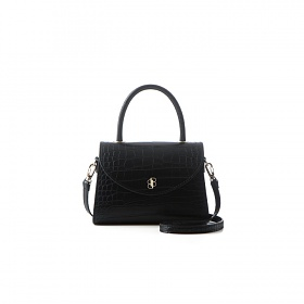 [백투베이직스]BAG TO BASICS - leah(black) 토트백 크로스백 숄더백 여성가방