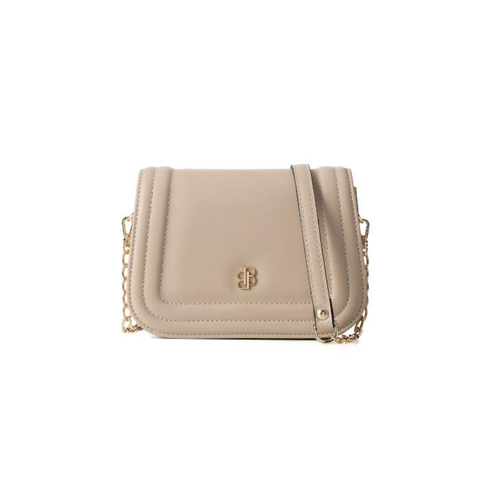 [백투베이직스]BAG TO BASICS - mori(cream beige) 체인백 크로스백 숄더백 여성가방