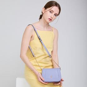 [백투베이직스]BAG TO BASICS - mori(lavender) 체인백 크로스백 숄더백 여성가방