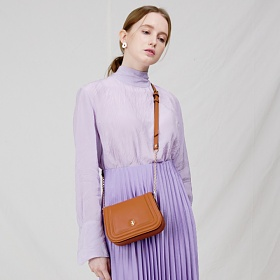[백투베이직스]BAG TO BASICS - mori(brown) 체인백 크로스백 숄더백 여성가방