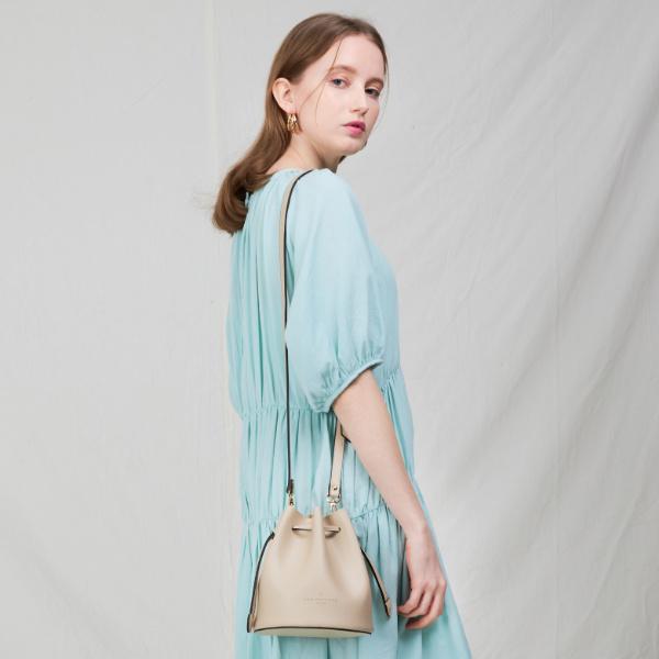 [백투베이직스]BAG TO BASICS - lottie(cream beige) 버킷백 크로스백 숄더백 토트백 여성가방