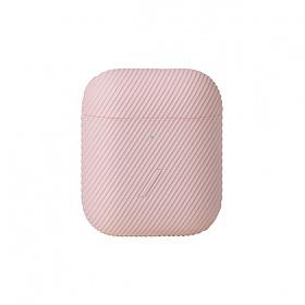 네이티브유니온 실리콘 에어팟 케이스 로즈핑크 에어팟 1 & 2세대_APCSE-CRVE-ROS